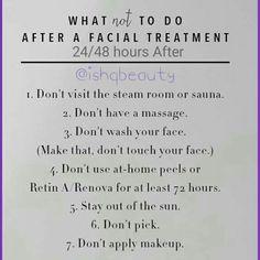 Basic facial aftercare...  Skin causing you problems?  Why not book a aromatherapy facial.  #minifacial #specialistfacial #luxuryfacial  @ishqbeauty #ishqbeauty #ishqbeautyuk #swansea #gower #uk #london #cardiff #dubai #Pakistan #Iran #pursian #facial #clearskin #luxury #wales #timetorelax #timeout #massage #headmassage #aromatherapy #evetaylor #thepowerofoil #plantbased #naturalproducts