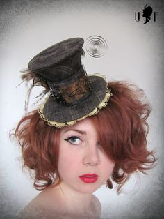 Mini Steampunk Hat, just the right size