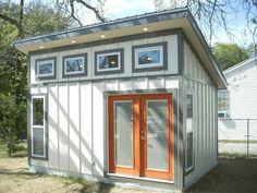 DIY tiny house plans modern design