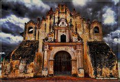 Iglesia La Ermita, Salcaja, Quetzaltenango, Guatemala by Rodrigo Fotografia, via Flickr