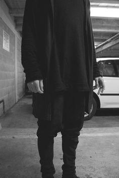 jacket blvck fashion dark street goth menswear