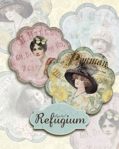 little vintage ladies round Images with by digitalRefugium on Etsy, Book Pages, Collage Sheet, Paper Mache, Paper Dolls, Lady, Quilling, Coloring Books, Vintage Ladies, Scrapbook