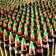 62gr Penetrators 5.56mm  green tipped goodness