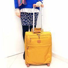 SALDI ✨ Trolley Bric's €125 -30%= €87,50 Spedizione gratuita Info: WhatsApp 329.0010906 #manlioboutique #travelbag #travel #trip