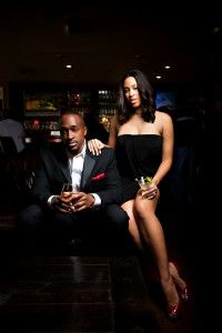 Atlanta Engagement Session of Tiffany + Bobby by Chelsea Patricia Photography - Munaluchi Bridal Magazine