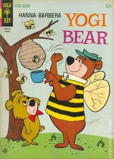 Yogi Bear #19