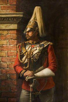 Archibald J. Stuart Wortley, Sir Reginald Arthur James Talbot, KCB, 3rd Son of the 18th Earl of Shrewsbury (1841–1929)