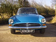 1967 Sunbeam Alpine Series 5 Convertible