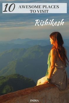 Are you planning a trip to Rishikesh? Explore the best places in Rishikesh! 10 Awesome Places to Visit in Rishikesh and endless things to do! Cool Places To Visit, Great Places, Places To Travel, Travel Destinations, Rishikesh India, India Travel Guide, Mysterious Places, Travel Magazines, Peaceful Places