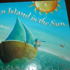 An Island in the Sun book