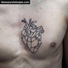 tattoos en el pecho hombres - Buscar con Google