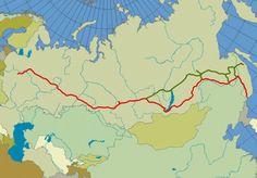 De spoorlijn Baikal-Amoer is 3145 km lang en loopt parallel aan de trans-Siberische spoorlijn door het Stanovojgebergte.De bouw van de BAM zorgde niet alleen voor een nieuwe verbinding naast de oude Transsib, maar ook voor de demografische en industriële ontwikkeling van een regio die tot dan bijna onbegaanbaar was. Men verwachtte niet alleen een handelsverbinding tussen het oosten en het westen van Rusland, maar ook een verbetering van de internationale betrekkingen, o.a. met Japan.
