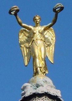 La fontaine du Palmier - place du Châtelet, 75001