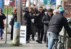 """Colin O'Donoghue and Josh Dallas - Behind the scenes - 5 * 22 """"Only You"""" - 15 March 2016"""