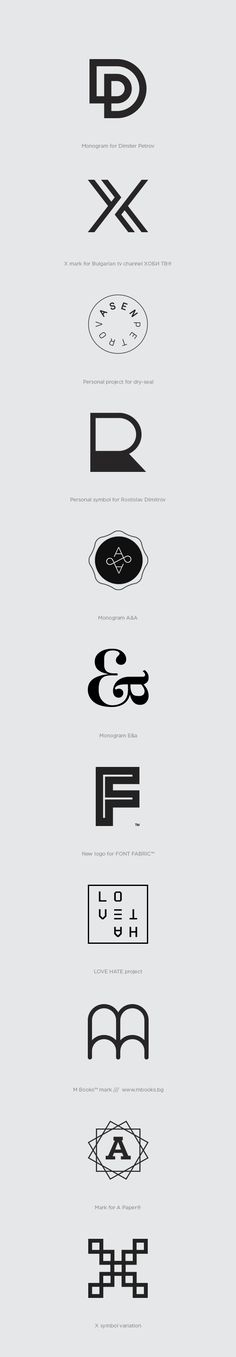 Marks_ by Asen Petrov, via Behance www.lab333.com https://www.facebook.com/pages/LAB-STYLE/585086788169863 http://www.labs333style.com www.lablikes.tumblr.com www.pinterest.com/labstyle