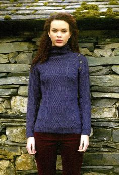 Rowan (British knitting/crochet magazine) - Purelife Winter Collection