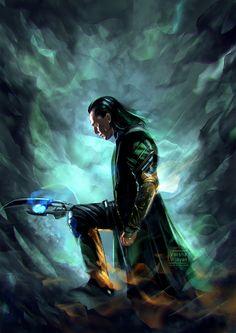 Loki - Varsha Vijayan