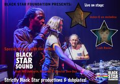 Flyer Black Star Sound