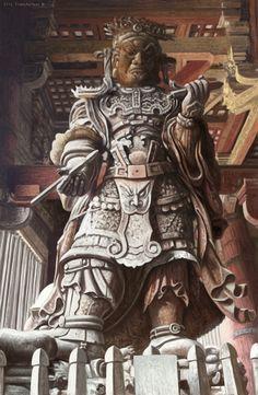 Komokuten Guardian
