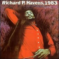 Richie Havens - Richard P. Havens, 1983 (1969)