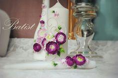 """Свадебные свечи """"Семейный очаг""""  Свеча большая - 20$  Свечи тонкие 10$/пара  #батист #студиябатист #свадьба #аксессуары #свадебныеаксессуары #аксессуарыдлясвадьбы #невеста #вседляневест #красиваясвадьба #идеальнаясвадьба #вседлясвадьбы #свадьбаукраина #свадьбахарьков #свадьбакиев #свадьбамосква #свадьбапитер #свадьбароссия #ручнаяработа #аксессуарыручнойработы #полимернаяглина #глинаdeco #claycraftbydeco #wedding #weddingday #weddingdecor #свечи #свадебныесвечи #свечасемейныйочаг"""
