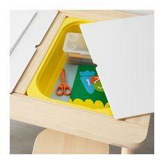 FLISAT Kindertafel - 83x58 cm
