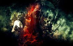 Batman Arkham Origins Deathstroke And Firefly HD Wallpapers Pop