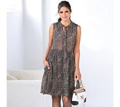 Krátke šaty s bodkami | modino.sk #ModinoSK #modino_sk #modino_style #style #fashion #dress Dresses For Work, Casual, Fashion, Dress Work, Dress Ideas, Fashion Ideas, Sleeves, Moda, La Mode