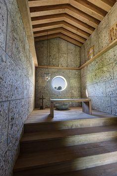 St Jacob's Chapel by aMDL – architetto Michele De Lucchi s.r.l…