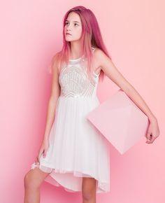 girl 39 s julia lace dress bardot junior kids designer clothing pinterest m dchen. Black Bedroom Furniture Sets. Home Design Ideas