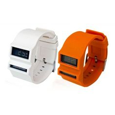 Solar Powered Watches. Be eco-conscious and stylish right down to your wrist with this solar-powered watch, which keeps you on track by supplementing energy from the sun. $100.00