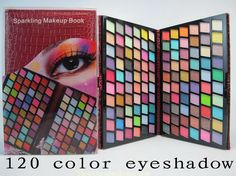 $25.61 mac 120 color eyeshadow palette sparkling