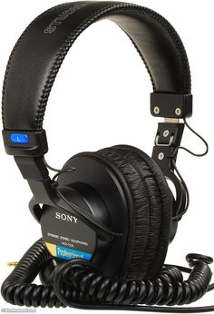SONY MDR 7505.  Great durability and isolation for on set / location