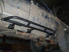 Jeep Cherokee XJ Rock Sliders by Hardcore Offroad LLC | eBay