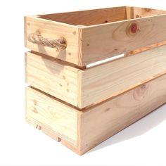 Storage crates with rope handles anyone?  Ready stock!   Please email to order   #storage #storagebox #pallet #pallets #crate #crates #coastaldecor #nauticaldecor #woodwork #instadecor #instaliving #industrial #handmade #localproduct #homedecorstore #olshop #olshopindo #reclaimedwood #homedecor #madeinindonesia #upcycle #upcyled #recycled #proudlylocal by balkafurniture