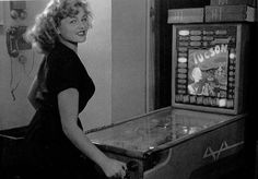 "Williams ""Tucson"" 1949 / photo taken in Paris, 1953"