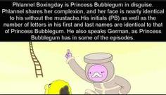 Adventure Time Theory - Plan new Boxingday vs. Princess Bubblegum... I'm a freaking fanatic