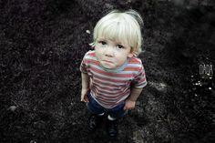 curious boy