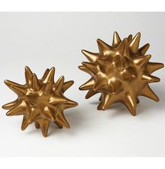 Urchin Antique Gold - Accessories - Table Art