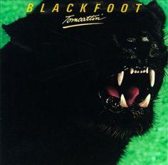 """Blackfoot's 1980 release """"Tomcattin'"""""""
