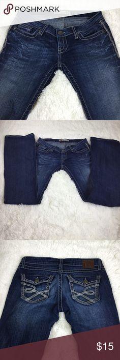 410854cc3aa BKE Women s Stella Stretch Bootcut Jeans 27x35 1 2 BKE Women s Stella  Stretch Bootcut Jeans