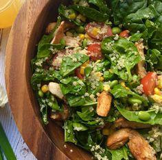 Superfood Chicken Salad with Quinoa