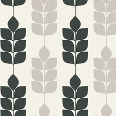Modern Petals: graphic natural silhouette