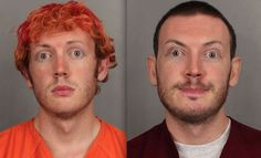 As you can see they are completely gone in his 1st & 2nd mugshots.