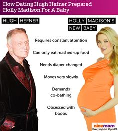 """Former """"Girls Next Door"""" star Holly Madison had a baby girl. And Hef so prepared her for it!"""