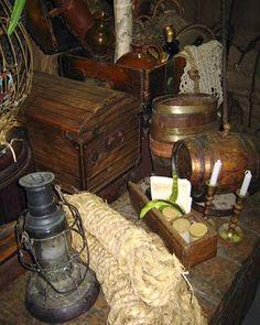 old lanterns & candles Deco Pirate, Pirate Decor, Pirate Theme, Pirate Crafts, Pirate Halloween, Halloween Themes, Halloween Decorations, Halloween 2019, Pirate Wedding