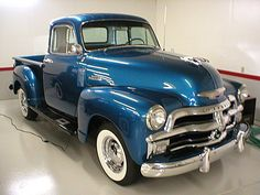I actually love this color for this chevy trucks 54 Chevy Truck, Chevy Pickup Trucks, Chevy Pickups, Gmc Trucks, Cool Trucks, Diesel Trucks, Lifted Trucks, Chevy Trucks Older, Antique Trucks