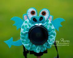 Lens Bling - Magic Dragon-