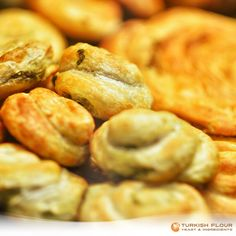 #TurkishCuisine Katmer can be defined as a fried layered bread with which you can taste butter intensely.  Katmer is very popular in every region of Turkey
