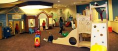 Cafe-n-Play Unique Playtown, $8.50 kids, $5 crawlers, Naperville